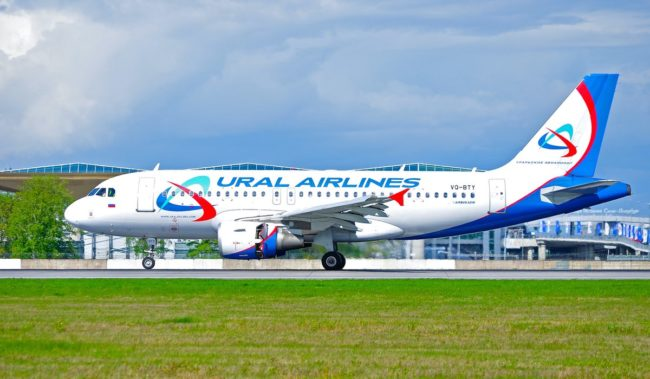 Ural Airlines to operate 11 weekly charter flights from Tajikistan to Russia