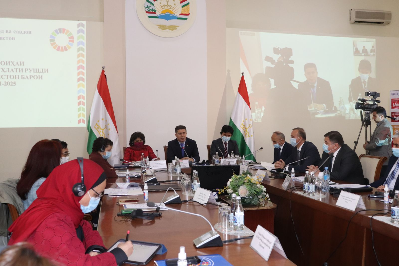 Таджикистан для среднесрочного развития нуждается в $10,2 млрд