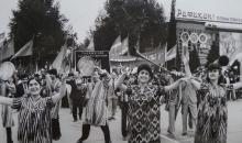 Душанбе и душанбинцы 70-х годов. Старая-старая сказка