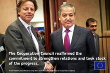 Совет по сотрудничеству между Таджикистаном и Европейским союзом