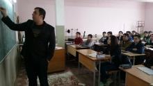 Учитель Джахонгир