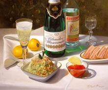 11 классических советских блюд для новогоднего стола