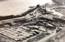 Как строилась Кайраккумская ГЭС