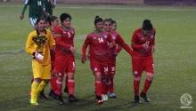 Все как у мальчиков: рассказ юной таджикской спортсменки о давно немужском футболе