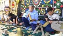 Один на всю страну: как мастер из Истаравшана оказался единственным, кто создает карнай
