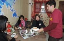 Как в Душанбе трудоустроили подростков с аутизмом
