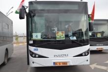 Душанбинский автобус. История в фотографиях