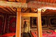 Как памирский дом сохранил в себе всю символику периода зороастризма?