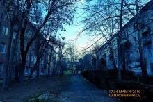 Как попасть в «чёрные дворы» Душанбе? Неформальные топонимы II