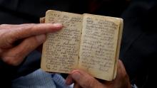 О чем рассказывает дневник 100-летнего жителя Согда?