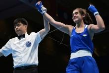 Шоира Зулкайнарова: «Я пошла в спорт, чтобы постоять за себя»