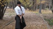 Таджикский самурай: Через что прошел Фотех, чтобы стать лучшим в айкидо