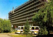 Как строились «Садбарг» и гостиница «Таджикистан»
