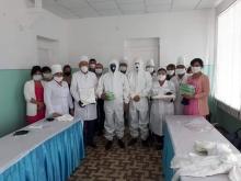 #asiaplus4tajikistan: Помощь читателей «Азия-Плюс» доставлена в больницы Худжанда и Гулистона