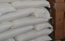 1000 тонн муки сегодня приедет в Душанбе в виде помощи от Узбекистана
