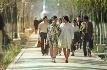 «Прогулки по любимому городу»: Фотографии Душанбе 60-х годов