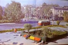«Прогулки по любимому городу»: Фотографии Душанбе 80-х годов