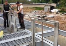 Тендер: MSDSP принимает заявки на выполнение ремонтно-строительных работ