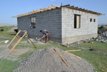 Как построить частный дом в Таджикистане?