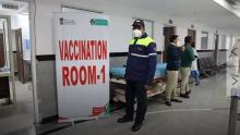 В Индии началась масштабная вакцинация от коронавируса