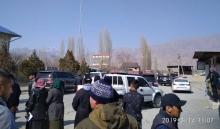 Конфликт на границе Таджикистана и Кыргызстана