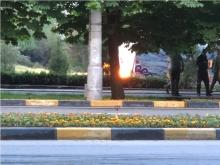 Взрывы газа в Душанбе