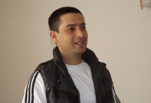 Арест журналиста Далера Шарифова